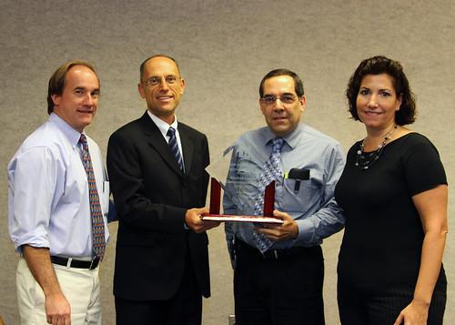comp plan award