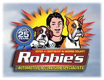 Robbies Collision - Message On Hold Client of the Month