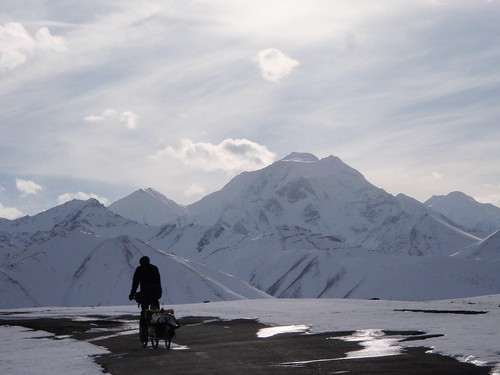 Cycling The Pamir Highway (in November)