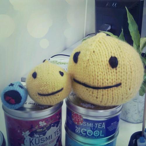 Mes petites boules de sourire