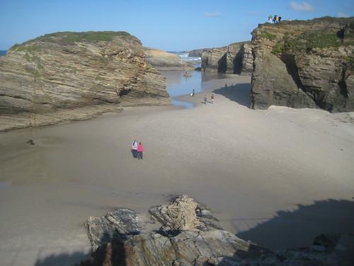 Playa de Catedrales, Galicia Spain