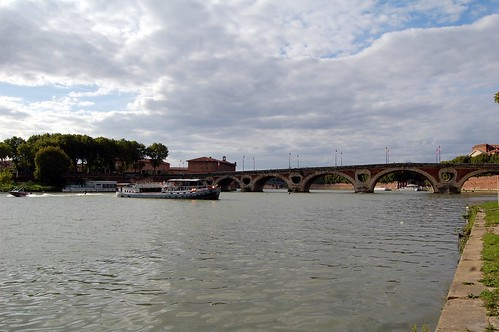 Ö Garonne, je te donnerai tous les bateaux...PEB