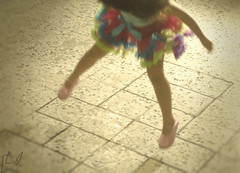 (Ebtesam.) Tags: playing girl 50mm kid jump jumping nikon jeddah 18 saudiarabia ابتسام ebtesam nikond7000