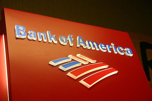 Video Bank of America to charge costomers $5 debit card usage fee