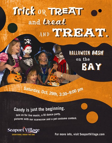 Halloween Bash on the Bay