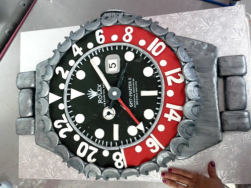 Rolex cake03
