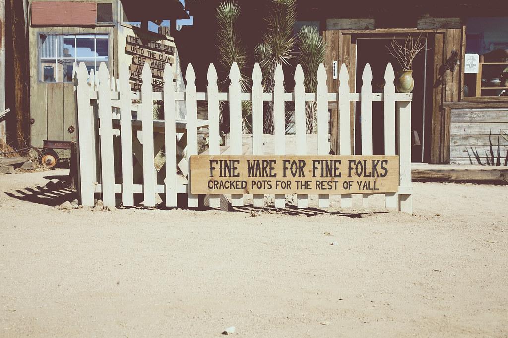 Pioneer Town, CA