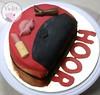 purse cake (Violet.bh) Tags: birthday cake bag bahrain sweet chocolate dora purse bh كيك البحرين حلويات الميلاد حقيبة شوكولا أعياد دورا