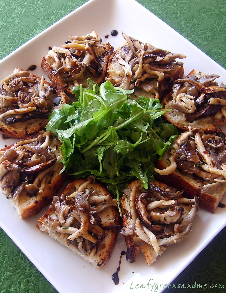 Caramelized Onions And Balsamic Vinegar Bruschetta Recipes ...