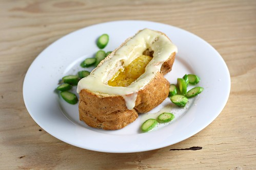 Truffled Egg Toast