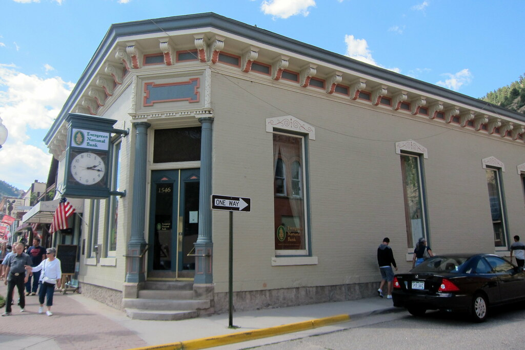 Colorado - Idaho Springs: First National Bank