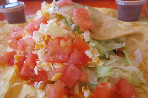 Pepe's: Beef Taco