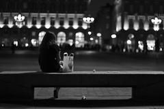 Toulouse // Capitole (oliviersautet) Tags: deleteme5 deleteme8 portrait bw white black deleteme deleteme2 deleteme3 deleteme4 deleteme6 deleteme9 deleteme7 rose canon noir saveme deleteme10 nb toulouse et blanc ville capitole 60d canon60d