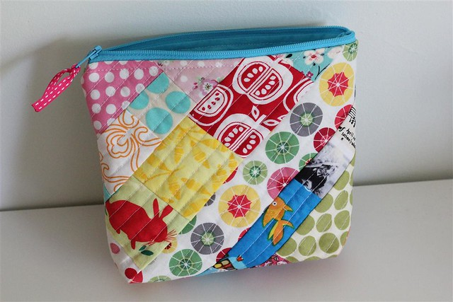 Scrappy pouch side 2