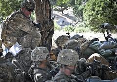Battlefield visit (The U.S. Army) Tags: afghanistan af kunar nuristan pakistanborder wanat nuristanprovince 7thmobilepublicaffairsdetachment rceast regionalcommandeast taskforcebronco cjtf1 7thmpad tfbronco waygulvalley 325id 3rdbrigade25thinfantrydivision briggenvolesky bgvolesky combinedjointtaskforce1