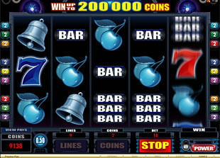 Power Spins Sonic 7s slot game online review