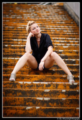 Bea@Nakatsu (Ilko Allexandroff / ) Tags: light portrait people woman white black sexy slr art girl beautiful japan umbrella canon dark naughty asian photography interesting glamour women bea natural bokeh good feminine awesome flash warehouse explore more most kobe portraiture  mostinteresting ambient osaka dslr softbox nasty nakatsu burg      naniwa ilko  asianbeauty   50d    strobist canon50d  80x60  beautyshoots allexandroff