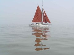 """Minx reflecting the Bristol Channel • <a style=""""font-size:0.8em;"""" href=""""http://www.flickr.com/photos/36398778@N08/6214449054/"""" target=""""_blank"""">View on Flickr</a>"""