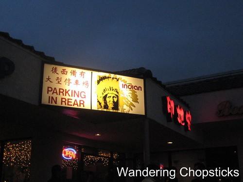 Indian Restaurant - San Gabriel 1