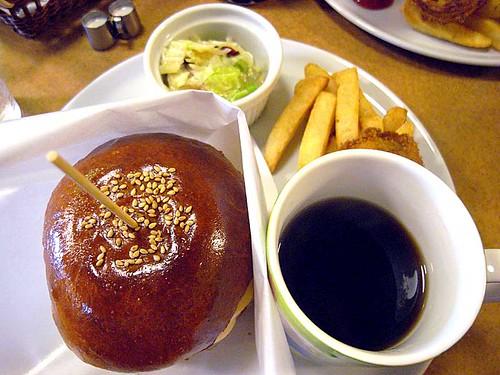 2011年10月6日の昼ご飯