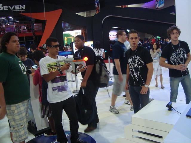 PlayStation no BGS 2011: Dia 1