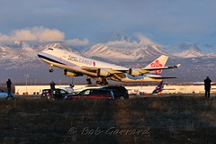 Evening Photography at ANC (Bob Garrard) Tags: china ted alaska airport stevens cargo international anchorage airlines anc 747 panc b18708 juancarlosguerra sokolymeri marktsmithusa