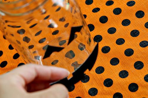 Pumpkin Mason Jar 7