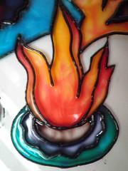 - , Dance - flame (julshaba) Tags: dance flame    stainedglasswindowdanceflamestainedglasswindow