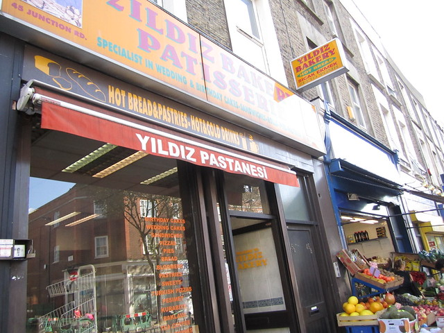Slightly Peckish: Turkish Takeaway 2