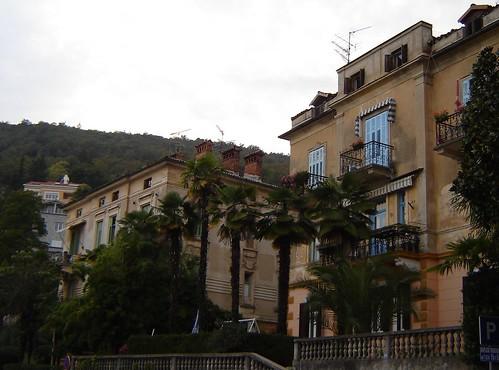 Viktorian ajan hotelleja Istrialla by Anna Amnell