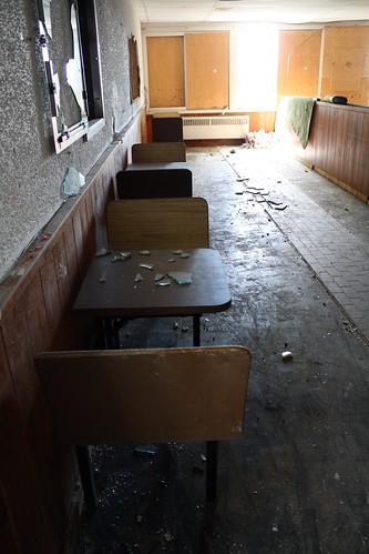 Edgar cafeteria