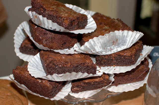 Purebread brownies