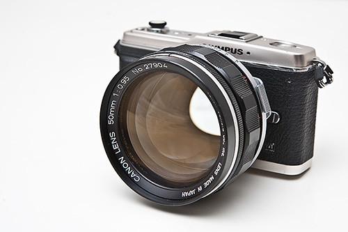 小配件讓單電通吃舊鏡頭
