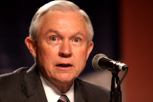 From flickr.com: Jeff Sessions {MID-152277}