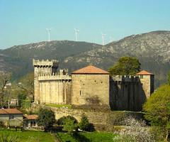 Castelo de Vimianzo (A Coruña, España)