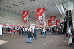 Moscone West, Oracl OpenWorld 2011