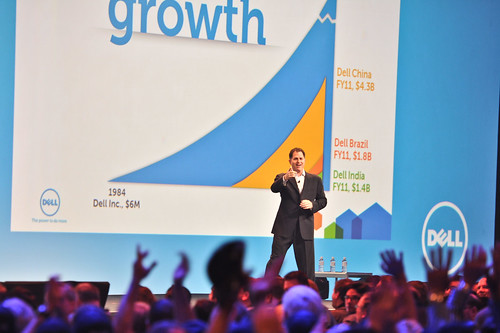 Michael Dell - Growth
