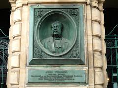 Photo of Bronze plaque number 7945