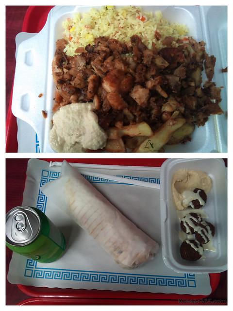 Day 286 - Shawarma
