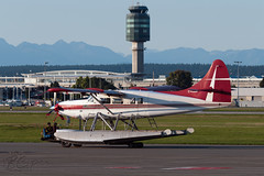 C-FZDV - Liard Air - DHC3 Turbine Otter (bcavpics) Tags: canada vancouver plane airplane britishcolumbia aviation air otter yvr turbine seaplane floatplane dehavilland liard dhc3 cfzdv bcpics cam9