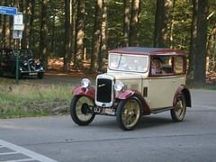Zondags plezierritje (Karin & Rene) Tags: auto cars netherlands rally oldtimer zondag veluwe apeldoorn sundayafternoon gelderland toertocht ritje tochtje hoogbuurlo karinenrene2011 plezierrit
