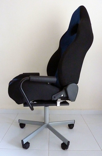 Converting Car Seats To Office Chairs