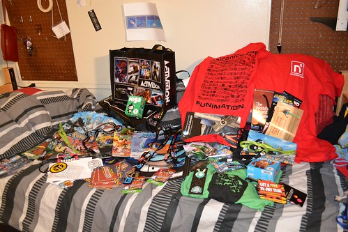 Free Stuff from New York ic Con