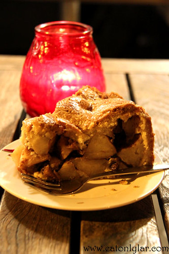 Apple pie, Winkel
