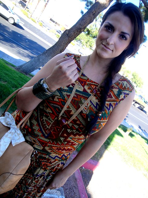 Necklace Thrifted Savers