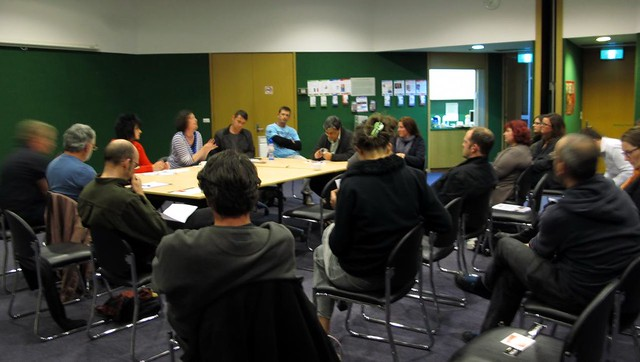 coburg community meeting