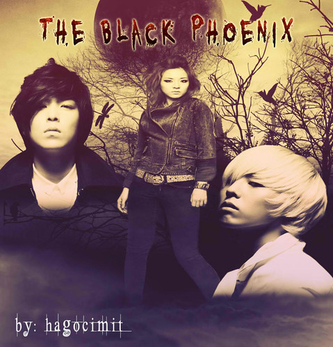 (10-31) The Black Phoenix by G-Dara21