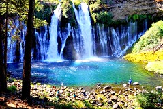 Burney Falls near Mt.Shasta, CA (Sruthis Photography) Tags: ca lake creek mt falls mount springs shasta britton burney