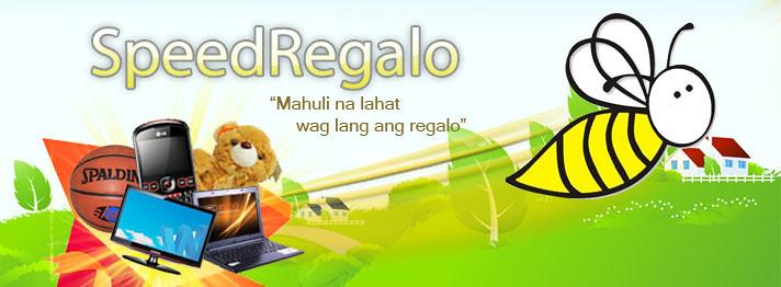 Speed Regalo Website