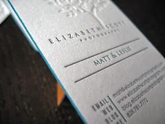 Elizabeth Scott Photography Cards